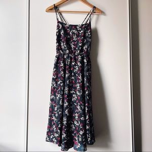 Urban Outfitters Reformed Betty floral midi dress